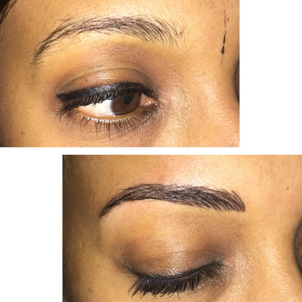 Maquillage permanent sourcils toulouse-Relaxence